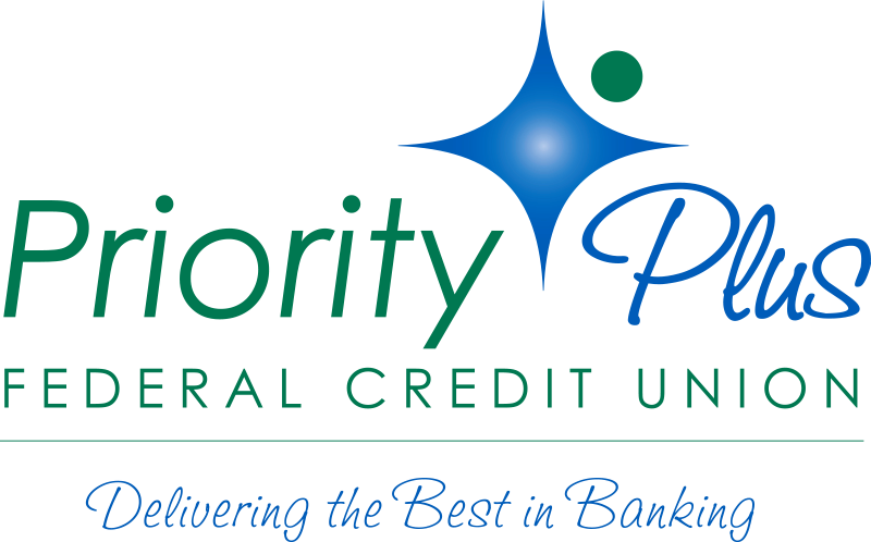 Priority Plus Federal Credit Union Logo Link to Homepage